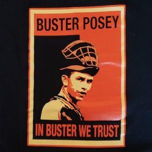 BUSTER POSEY tee shirt